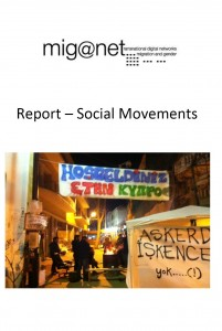 Report - Social Movements