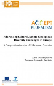 Addressing Cultural, Ethnic & Religious Diversity Challenges in Europe