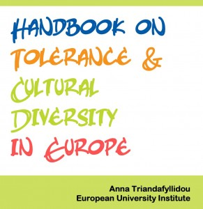 Handbook on tolerance and cultural diversity