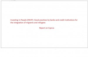 INVIP REPORT ON CYPRUS